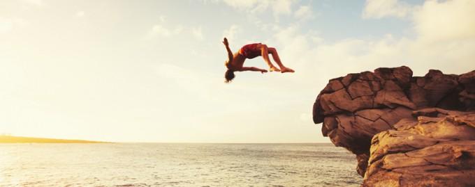 Прыгнуть со скалы: как развить в себе смелость для достижения любых целей