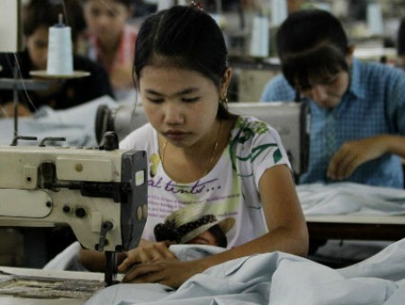 Шведскую марку одежды H&M обвиняют в эксплуатации детей