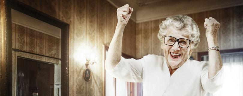 С возрастом люди становятся счастливее – исследование