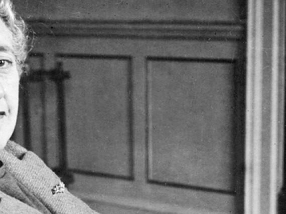 Писательница Агата Кристи: о путешествиях, поездах и большом счастье