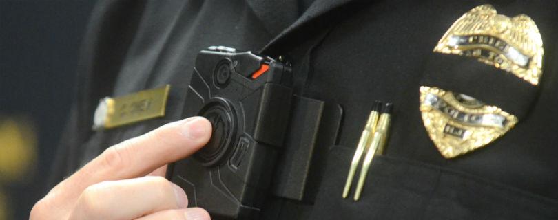 Полицейские камеры на 93% снижают число жалоб на действия правоохранителей