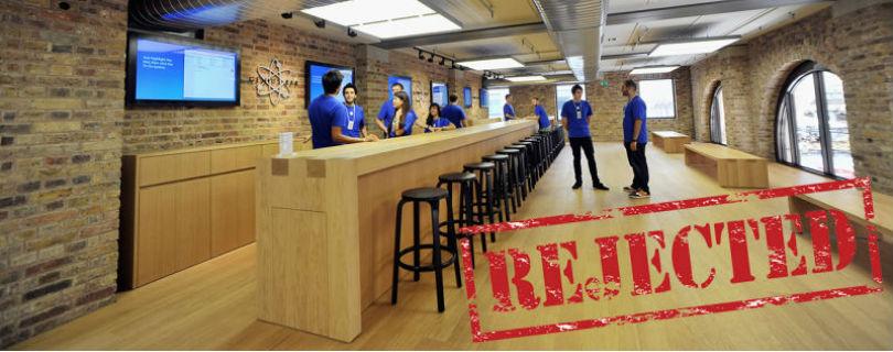 «Ветеран» Apple не получил работу консультанта в магазине компании из-за возраста