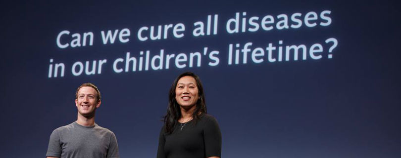 Чан и Цукерберг обещают избавить мир от болезней до конца этого века