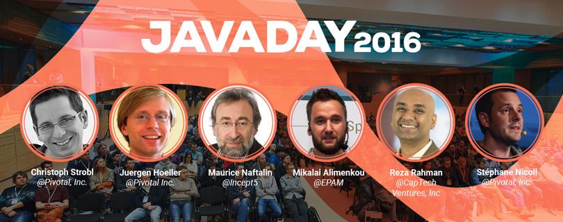 JavaDay Kyiv 2016: 14-15 октября состоится конференция для Java-инженеров
