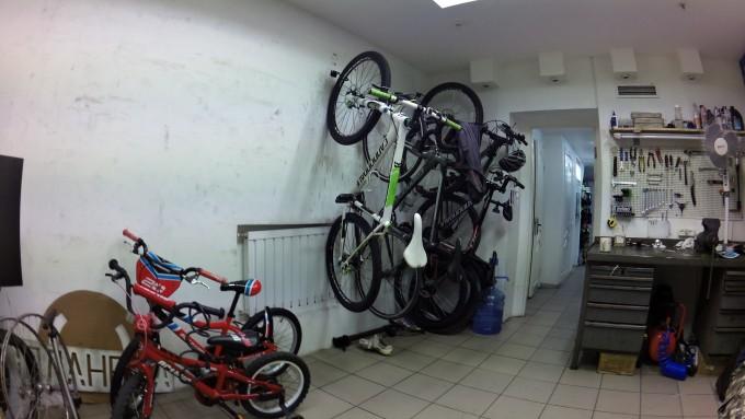Bike-friendly: 10 киевских офисов, куда хочется приехать на велосипеде (фото)