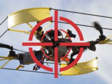В Швеции запретили беспилотники с камерами