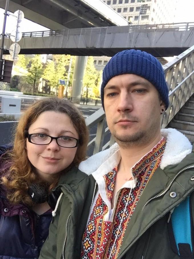 Максим и Ольга Мамелины
