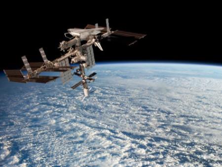 NASA опубликовало видеотур по Международной космической станции