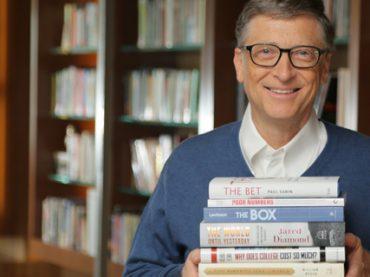 Зимнее чтиво: 5 любимых книг Билла Гейтса в этом году