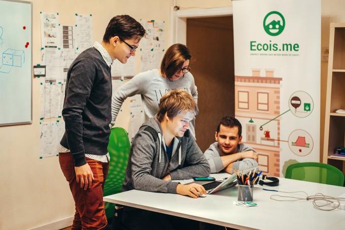 Стартап Ecoisme