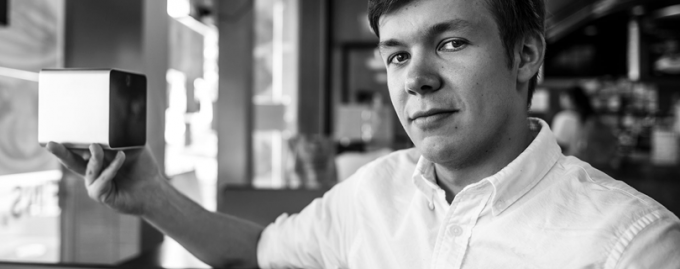 Встреча с CEO стартапа Petcube Ярославом Ажнюком