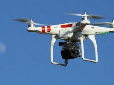 Во Франции дронам доверили доставку почты