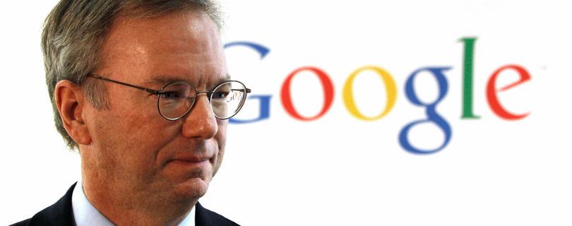 Бывший CEO Google не смог ответить на каверзный вопрос из собеседования в компанию