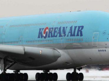 Стюардессы корейских авиалиний вооружились электрошокерами