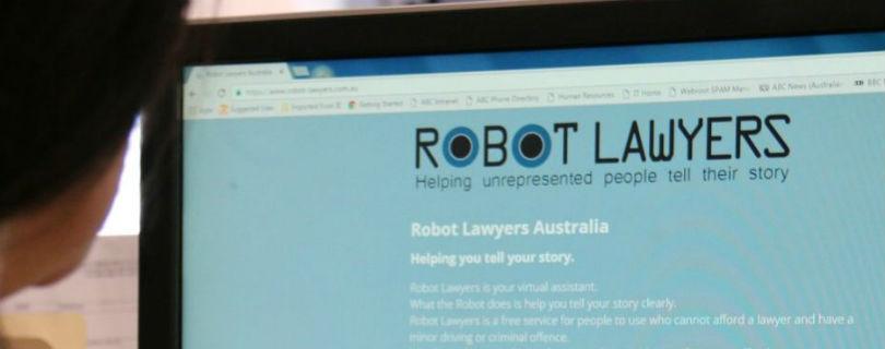 Робот-юрист консультирует граждан, которые не могут нанять адвоката