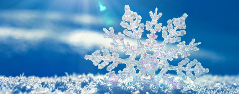 Американский физик подсчитал возможное количество снежинок в мире