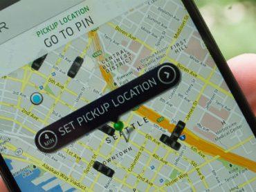 Сотрудники Uber следят за клиентами – инсайдер