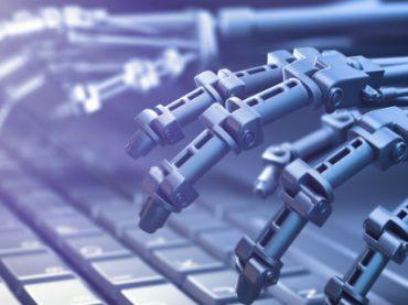 Китайский робот-журналист написал статью за 1 секунду
