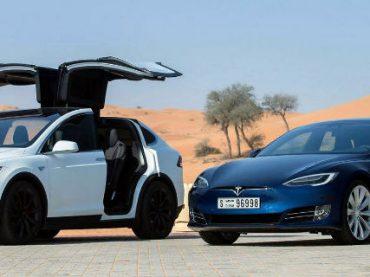 К 2030 году четверть поездок в Дубае будут совершать на беспилотных авто