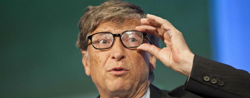 Билл Гейтс считает, что роботы должны платить налоги