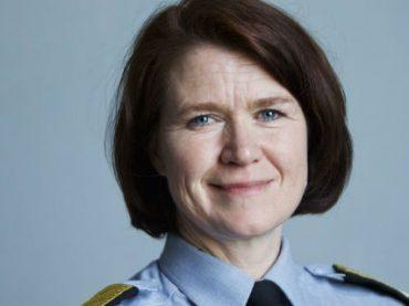 ВВС Норвегии впервые возглавила женщина