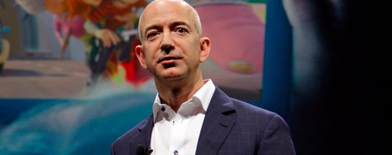 CEO Amazon Джефф Безос