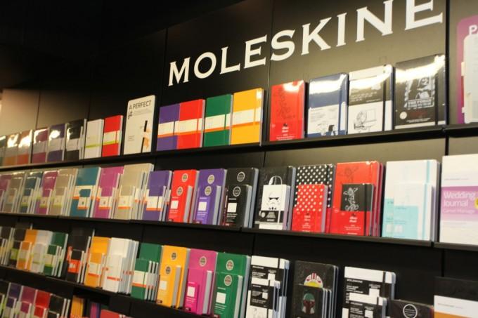 Як це придумали: історія появи «маленького чорного блокноту» Moleskine