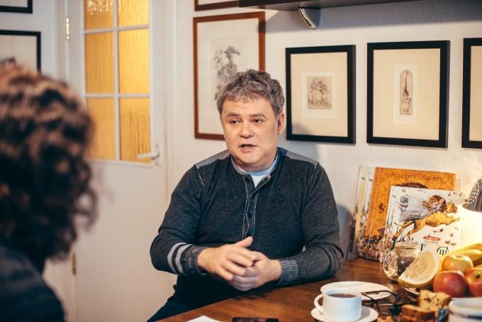 «Я ховаюся за автором і влаштовую тиху екранізацію тексту»: інтерв'ю з ілюстратором «А-ба-би-га-ла-ма-ги» Владиславом Єрко