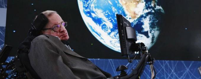 Ричард Брэнсон отправит Стивена Хокинга в космос