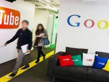 30% сотрудников видеосервиса Youtube – женщины