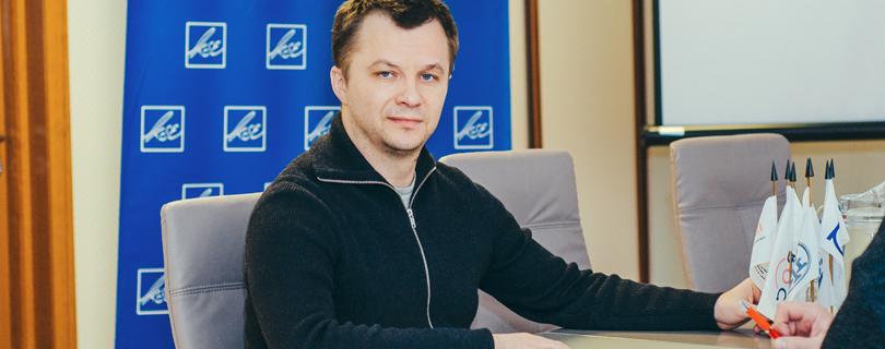О конкуренции с роботами, борьбе за таланты и самых важных навыках для будущего: интервью с президентом Киевской школы экономики Тимофеем Миловановым