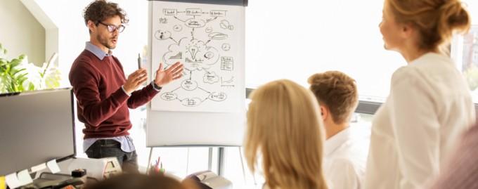 Лекция «Маркетинг для малого бизнеса: как подобрать команду и успешно продвигать свой продукт»