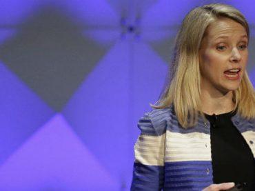 Марисса Майер покинет Yahoo с «золотым парашютом» в размере $186 млн