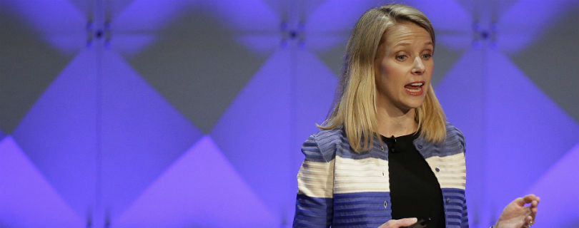 """Марисса Майер покинет Yahoo с """"золотым парашютом"""" в размере $186 млн"""