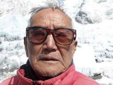 85-летний альпинист намерен покорить Эверест ради мира во всем мире