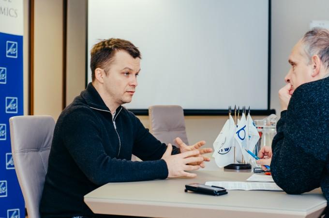 Интервью с Тимофеем Миловановым