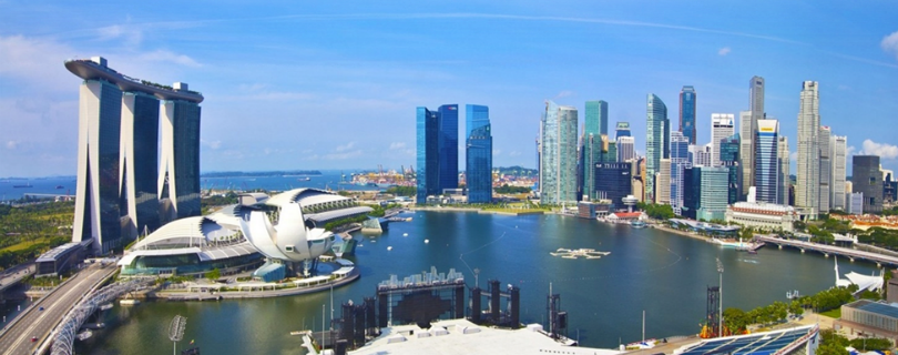В Сингапуре из-за нехватки охранников их работу поручили роботам