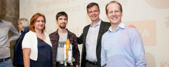 Двое украинцев победили в конкурсе Global Impact Challenge