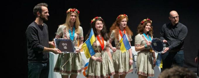 Украинка победила на европейской олимпиаде по математике