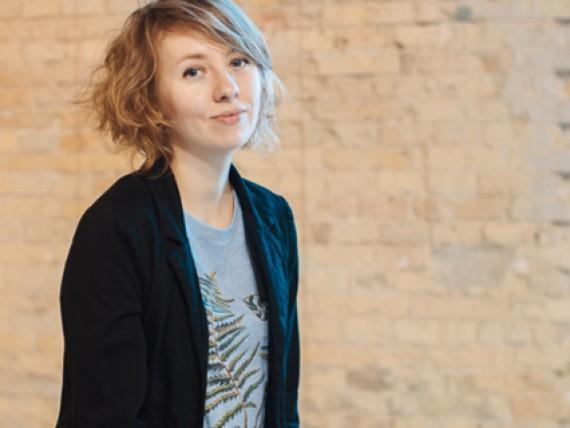 «Я спостерігаю тенденцію масового читання в Україні»: інтерв'ю з координаторкою «Книжкового Арсеналу» Оксаною Хмельовською