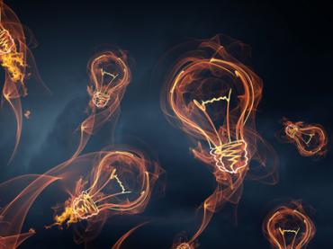 Попасть в десятку: 5 лекций о том, как появляются хорошие идеи