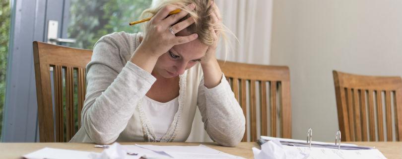 Проблемы с деньгами мешают американцам работать - исследование