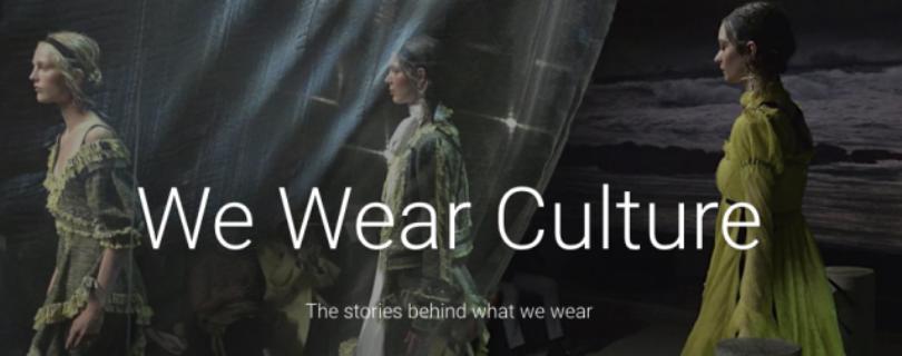 Google собрал историю мировой моды в виртуальном архиве