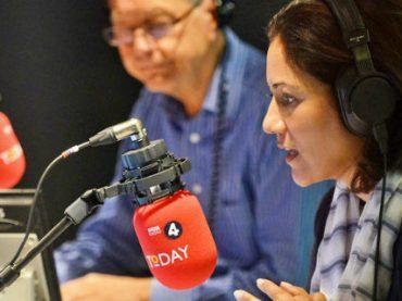 Ведущая BBC в прямом эфире расспросила гендиректора о разнице в оплате труда