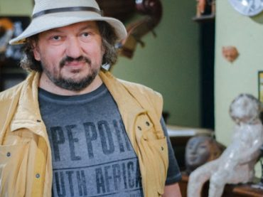 «Искусство должно предчувствовать завтрашний день»: интервью с основателем ГОГОЛЬFEST Владом Троицким