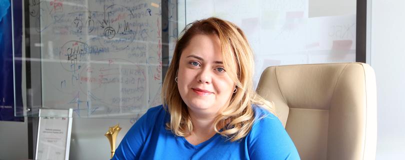 По ту сторону телевидения: HR-директор 1+1 медиа Лариса Брувер о специфике и особенностях работы в медиакомпании