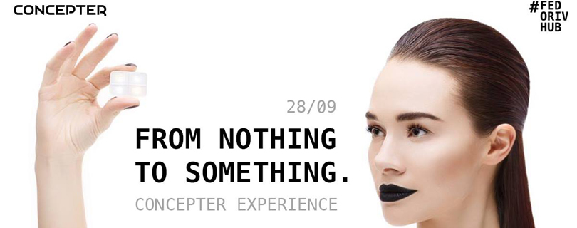 Лекция «From nothing to something. Concepter Experience»