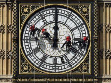 """Лондонский Биг-Бен """"замолчит"""" впервые за 157 лет"""