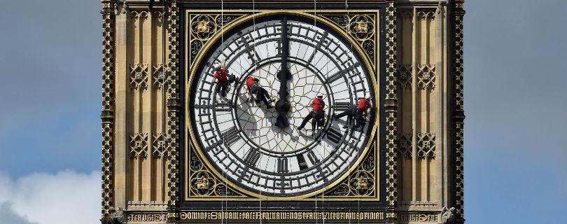 Лондонский Биг-Бен замолчит впервые за 157 лет