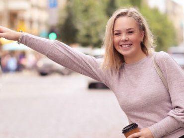 В Париже появился первый сервис такси только для женщин